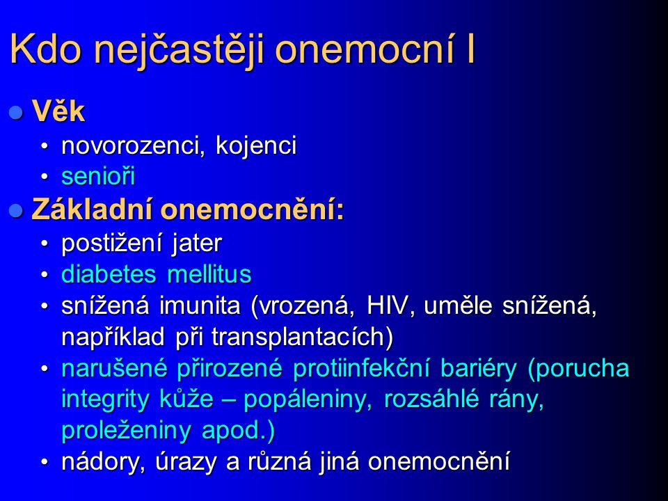 Kdo nejčastěji onemocní I