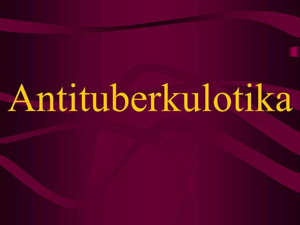 Antituberkulotika