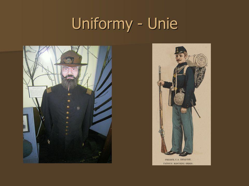Uniformy - Unie