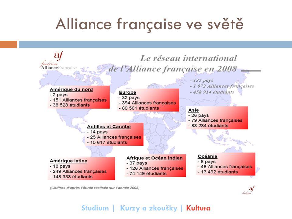 Alliance française ve světě