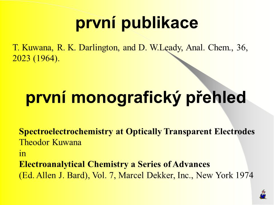 první monografický přehled