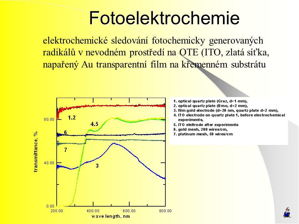 Fotoelektrochemie