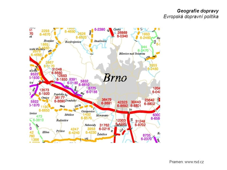 Evropská dopravní politika