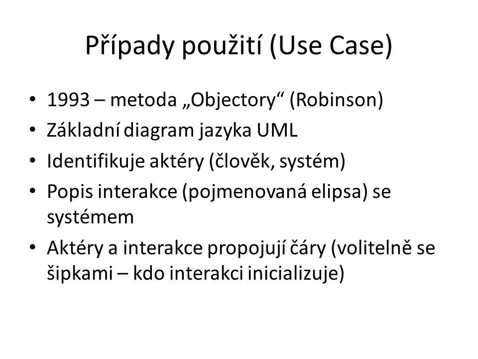 Případy použití (Use Case)