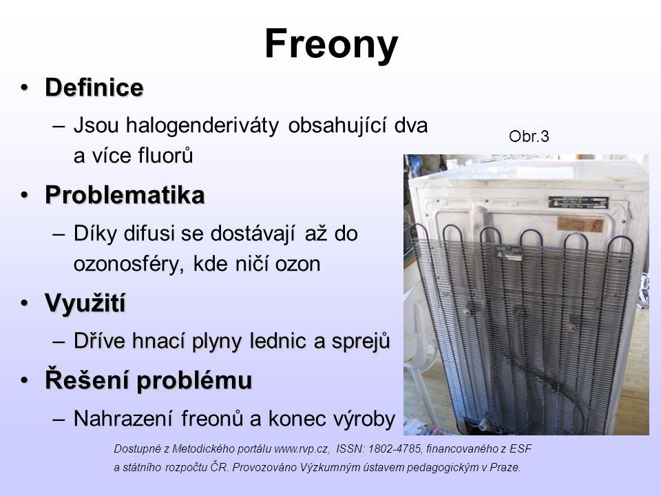 Freony Definice Problematika Využití Řešení problému
