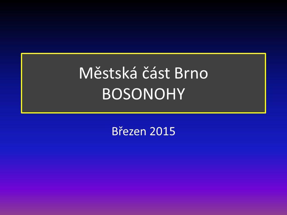 Městská část Brno BOSONOHY