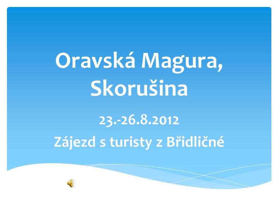 Oravská Magura, Skorušina