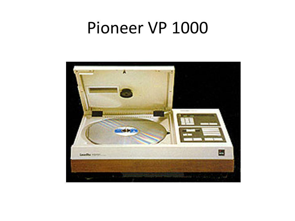 Pioneer VP 1000