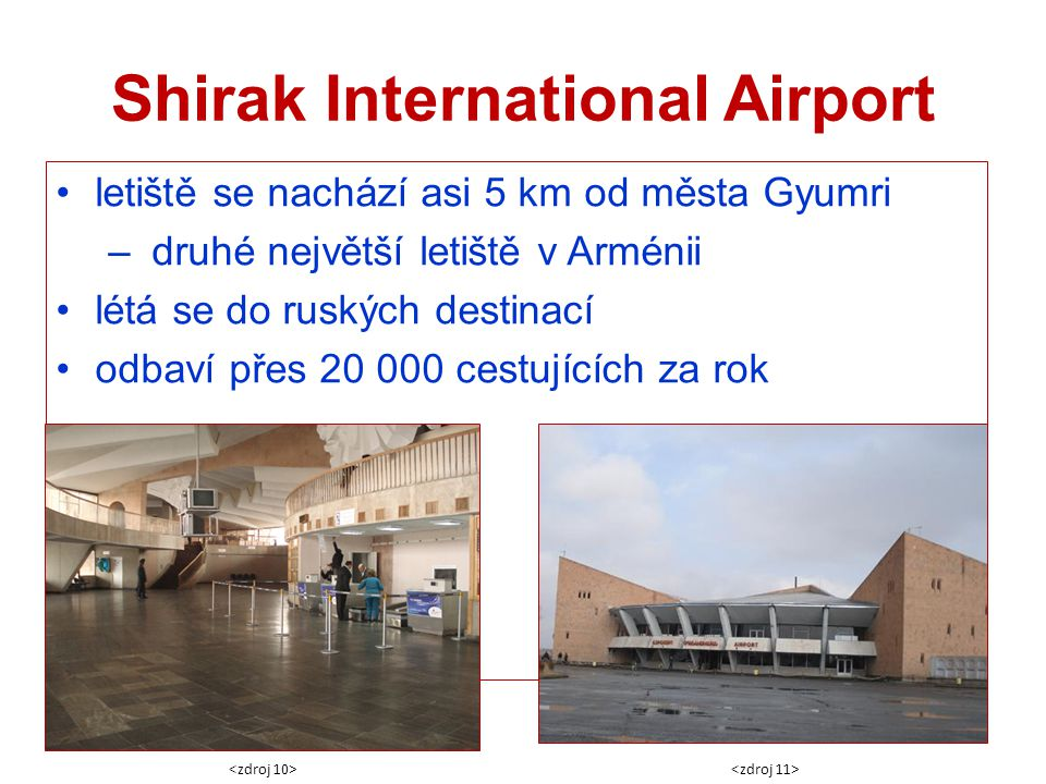 Shirak International Airport