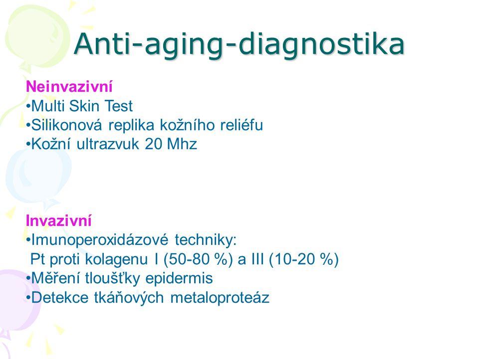 Anti-aging-diagnostika