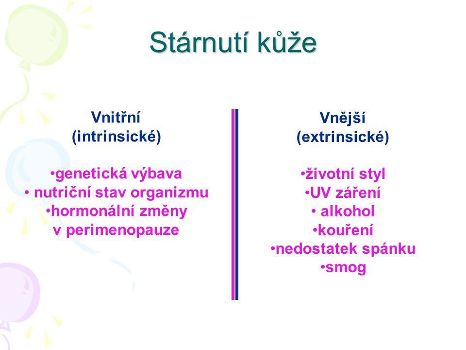 nutriční stav organizmu