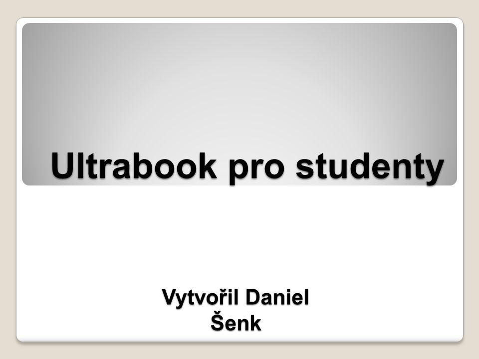 Ultrabook pro studenty