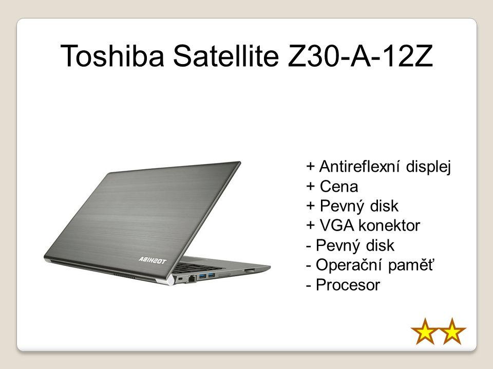 Toshiba Satellite Z30-A-12Z
