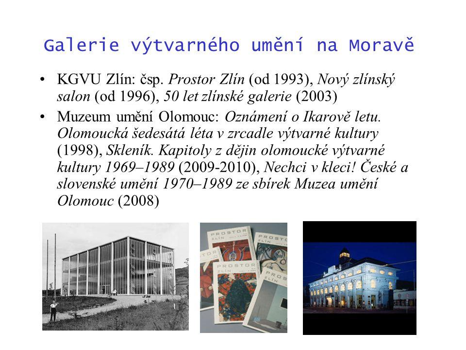 Galerie výtvarného umění na Moravě