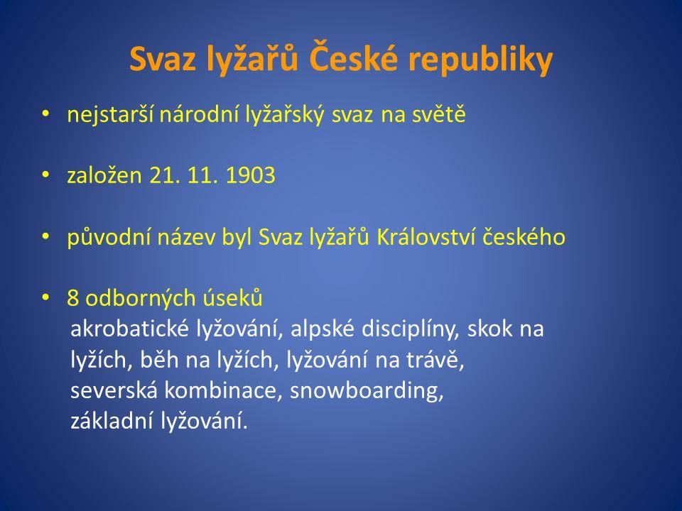 Svaz lyžařů České republiky