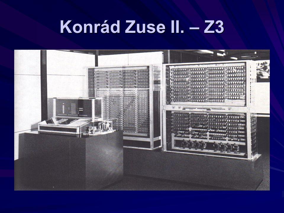 Konrád Zuse II. – Z3