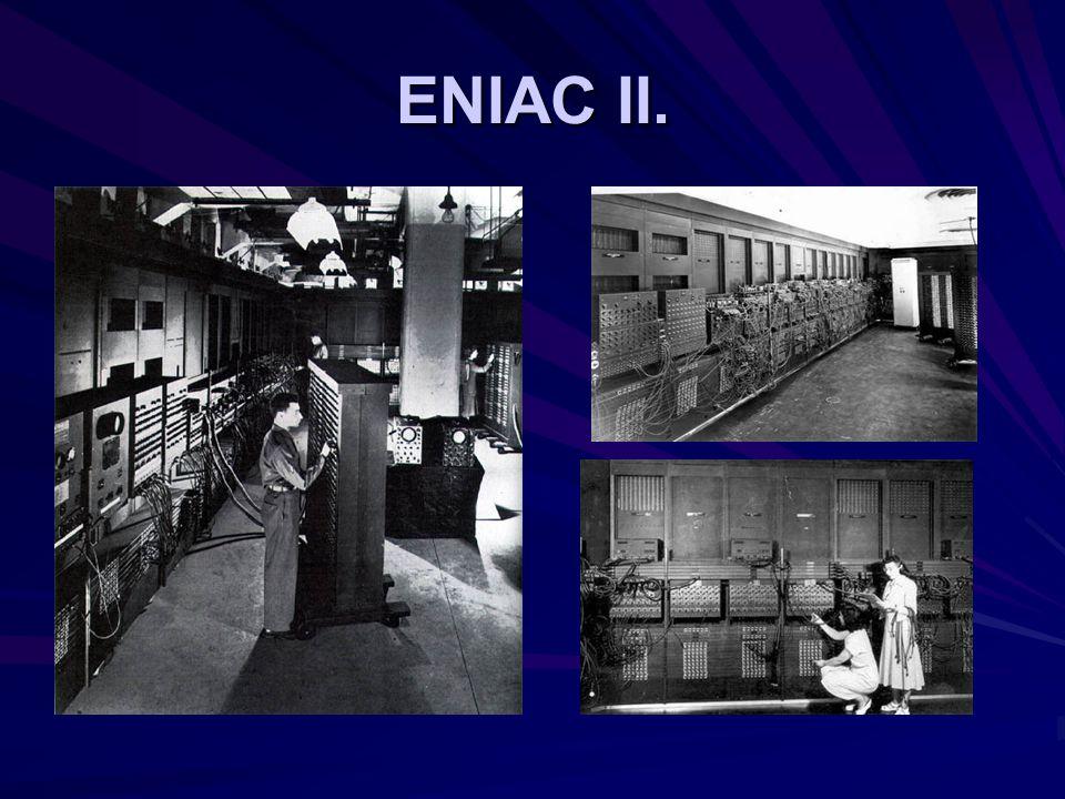 ENIAC II.