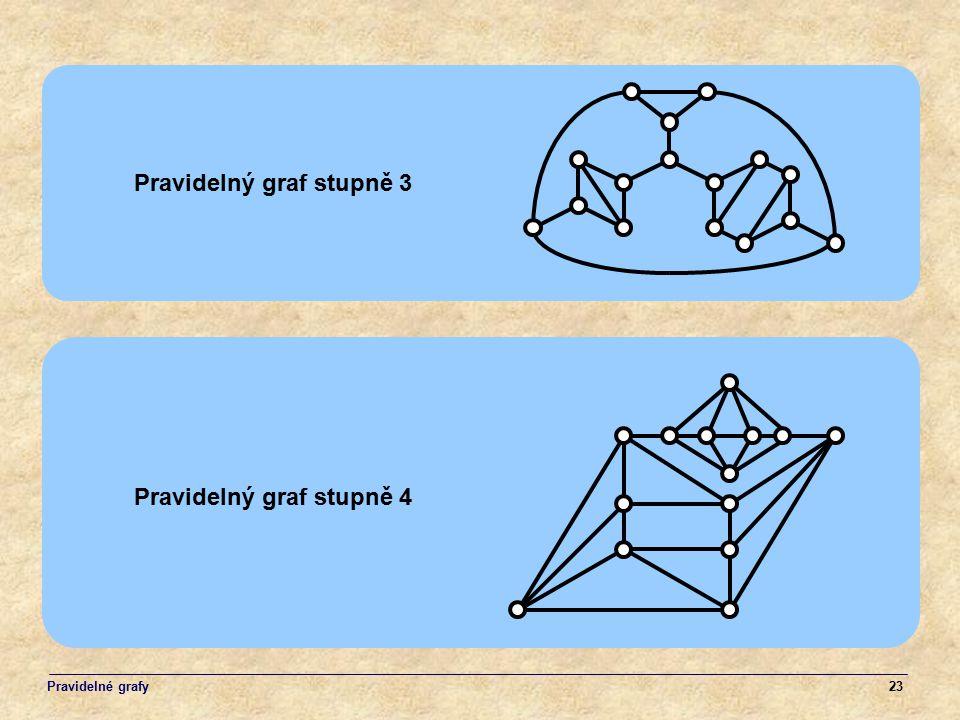 Pravidelný graf stupně 3