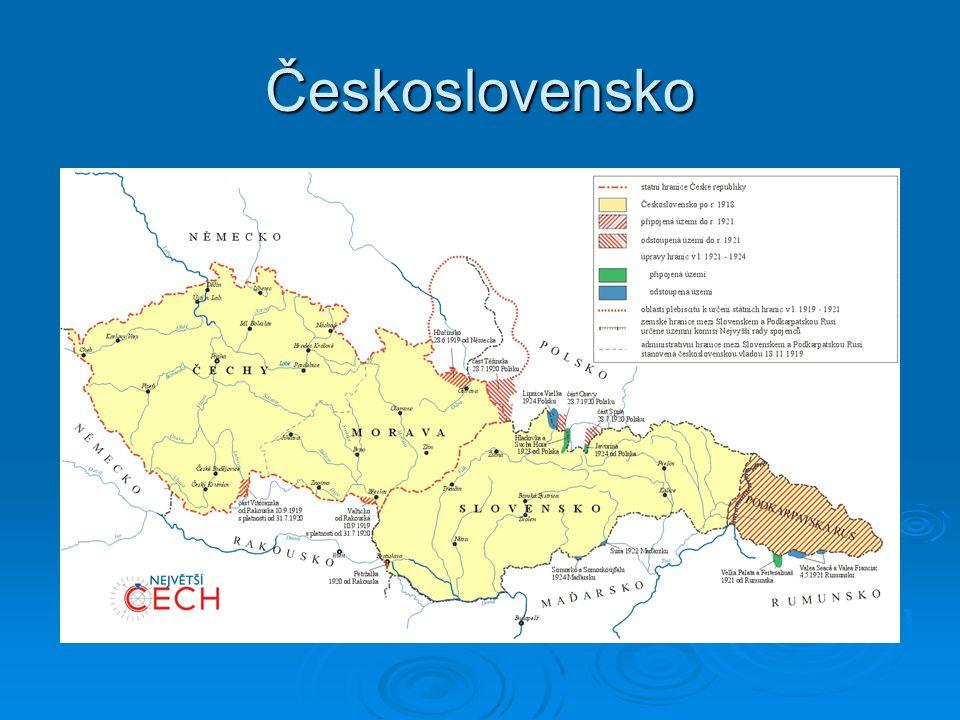 Československo