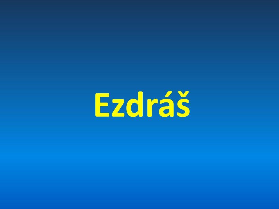 Ezdráš
