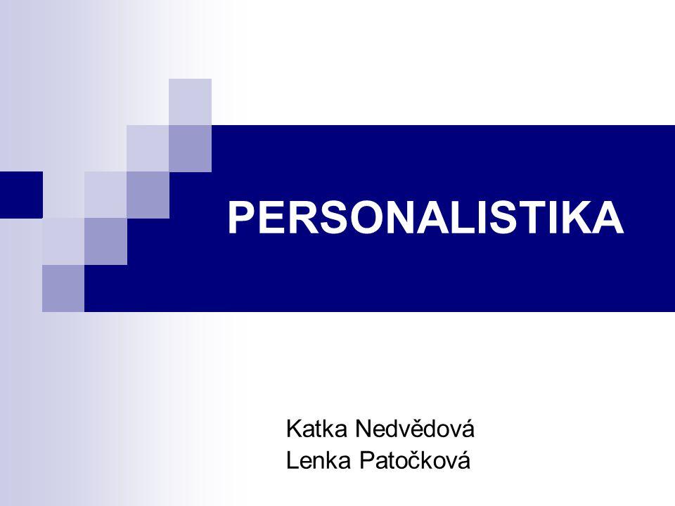 Katka Nedvědová Lenka Patočková