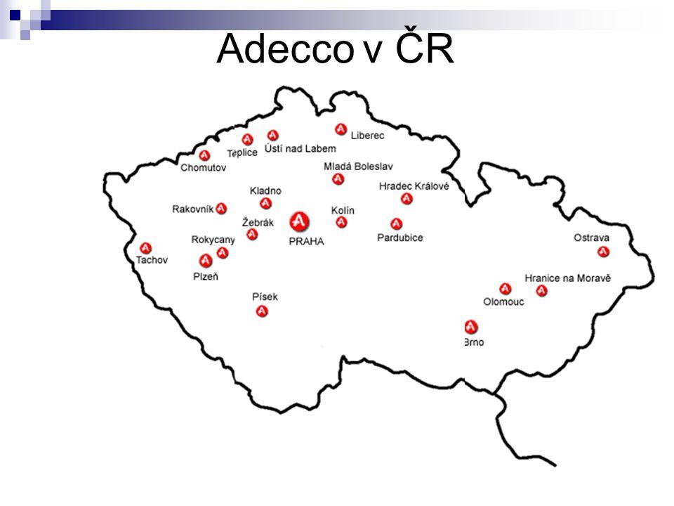 Adecco v ČR