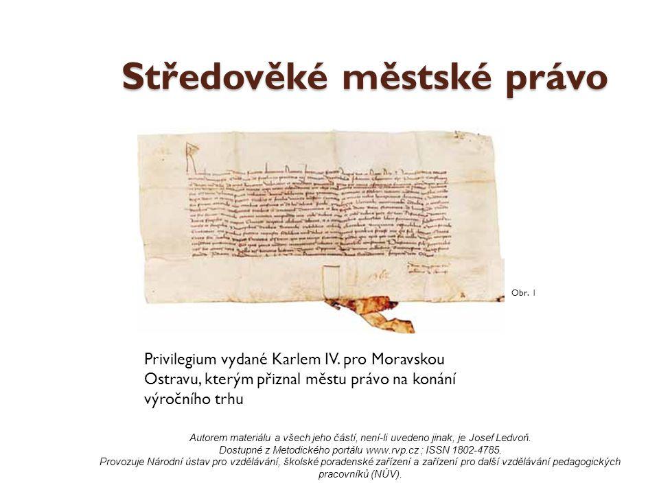 Středověké městské právo