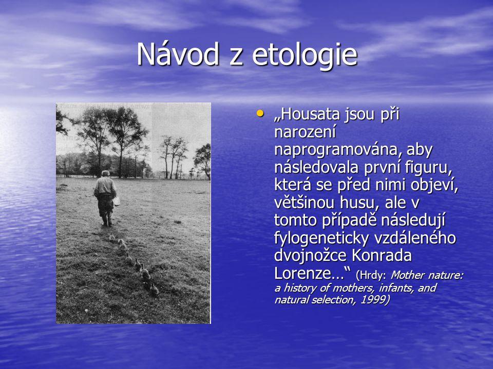 Návod z etologie