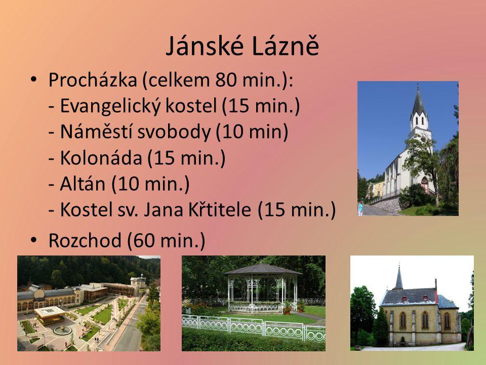 Jánské Lázně