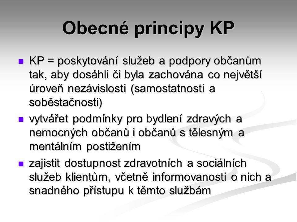 Obecné principy KP