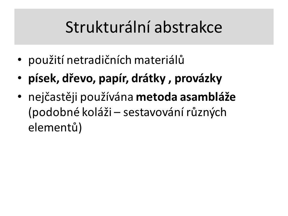 Strukturální abstrakce