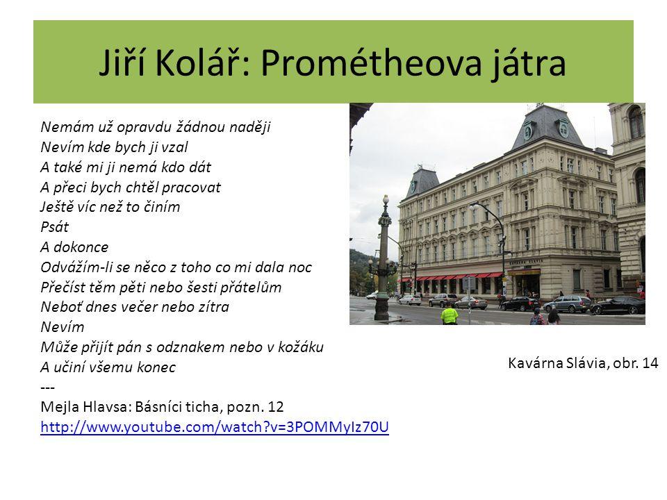 Jiří Kolář: Prométheova játra
