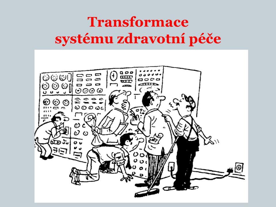 Transformace systému zdravotní péče