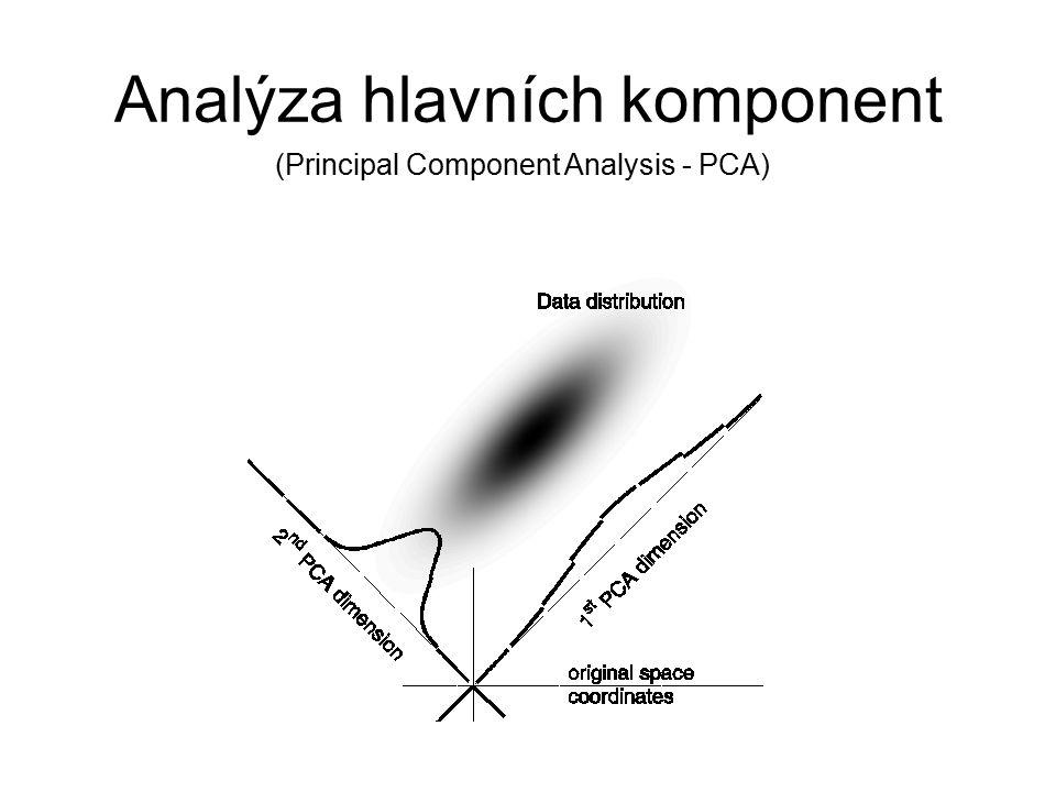 Analýza hlavních komponent