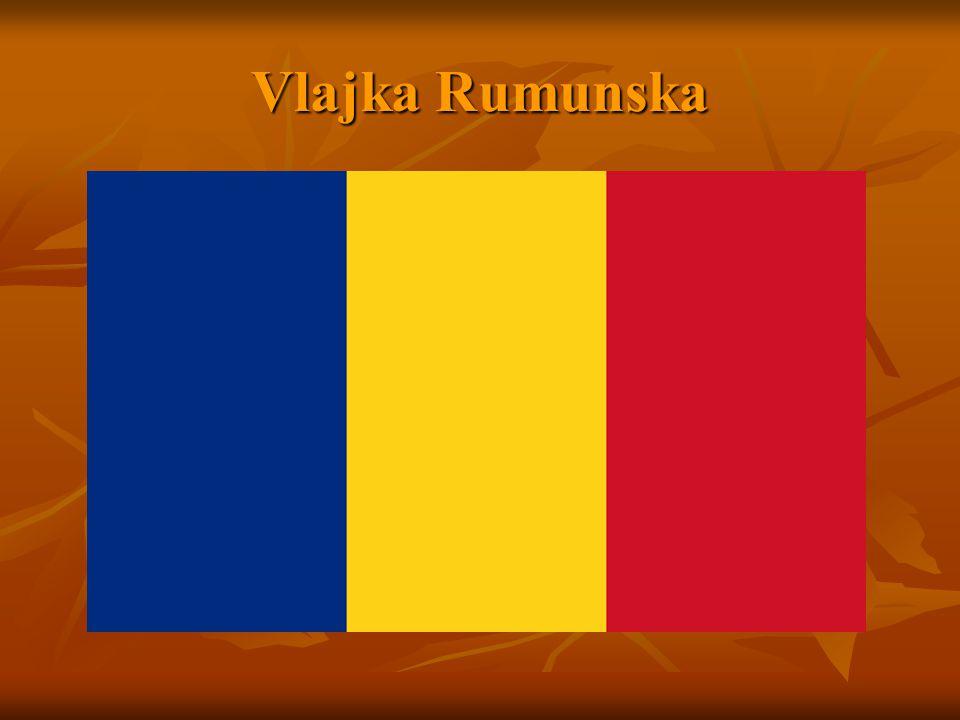 Vlajka Rumunska