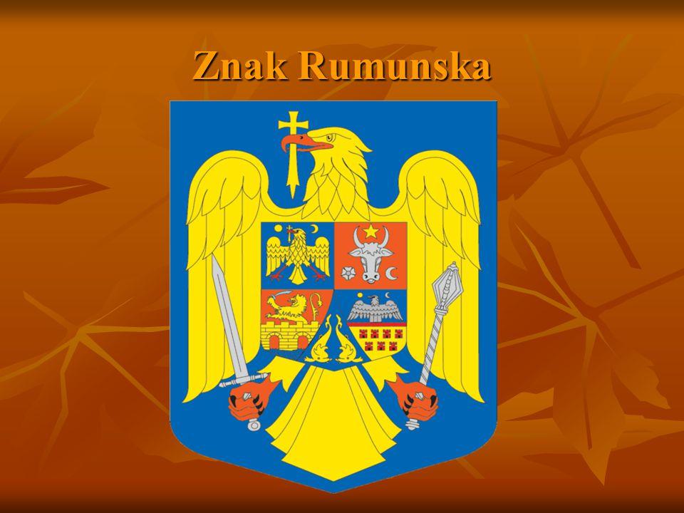 Znak Rumunska