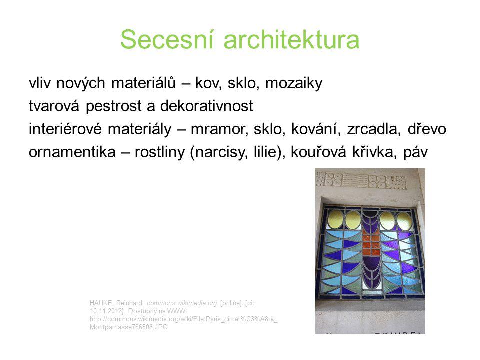 Secesní architektura