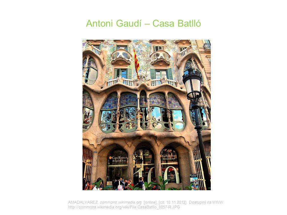 Antoni Gaudí – Casa Batlló