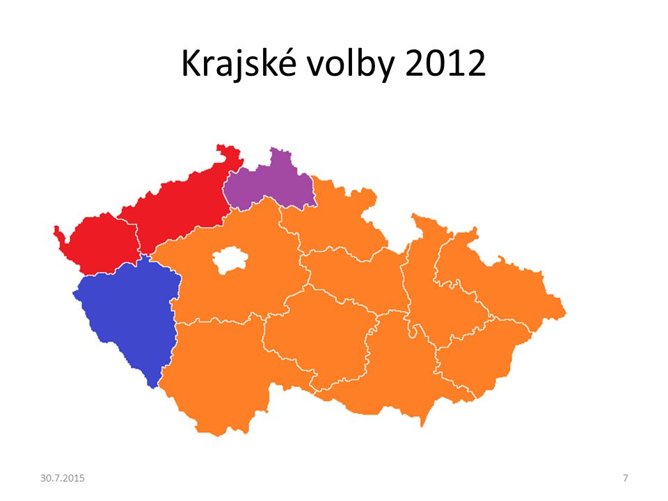 Krajské volby 2012 18.4.2017