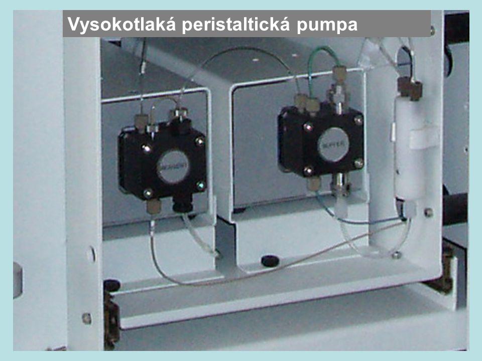 Vysokotlaká peristaltická pumpa