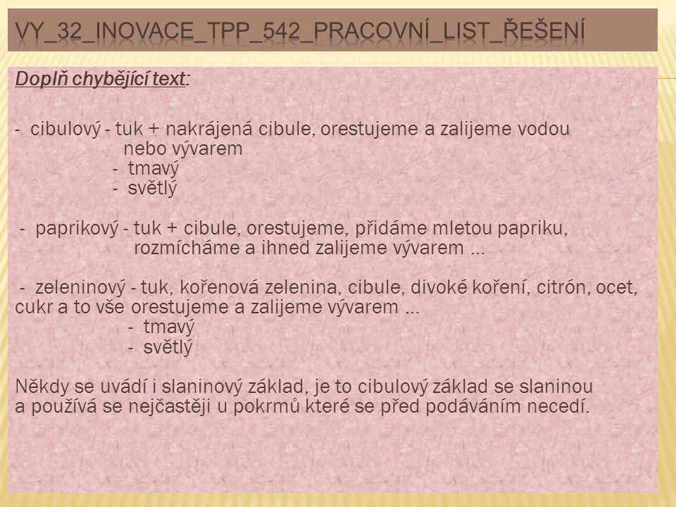 VY_32_INOVACE_TPP_542_pracovní_list_řešení