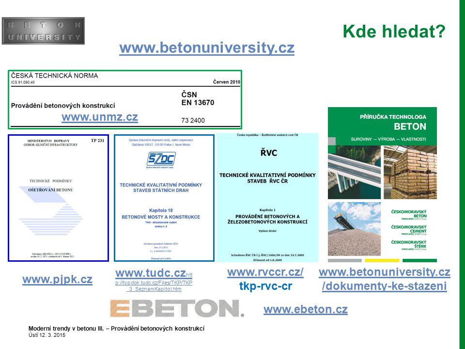 www.rvccr.cz/ tkp-rvc-cr