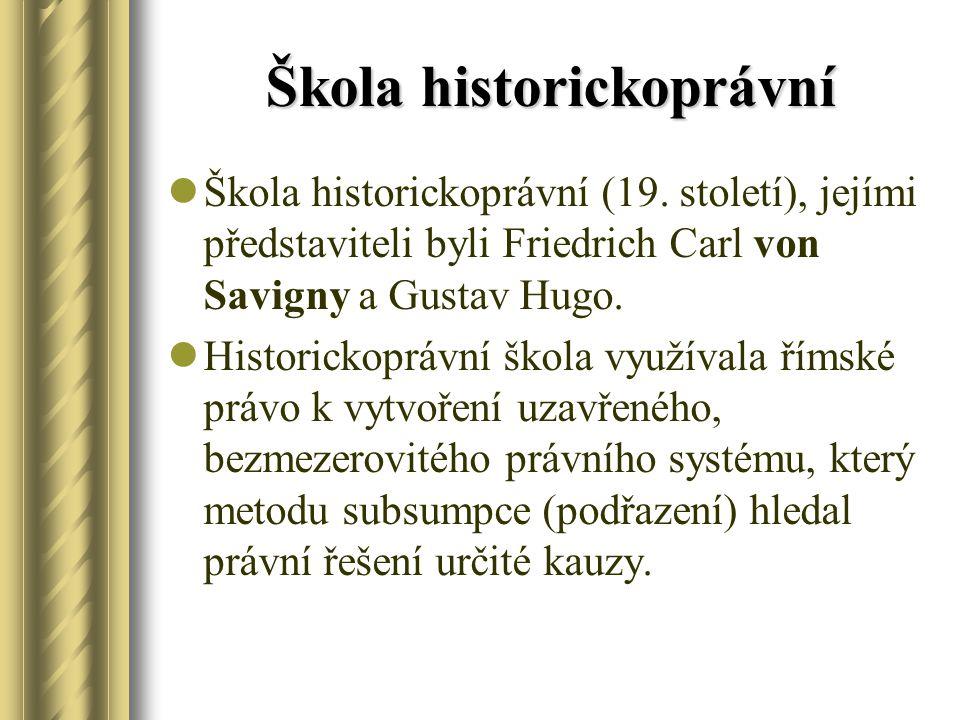 Škola historickoprávní