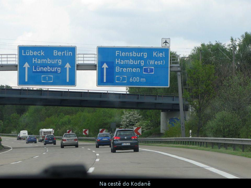 Na cestě do Kodaně