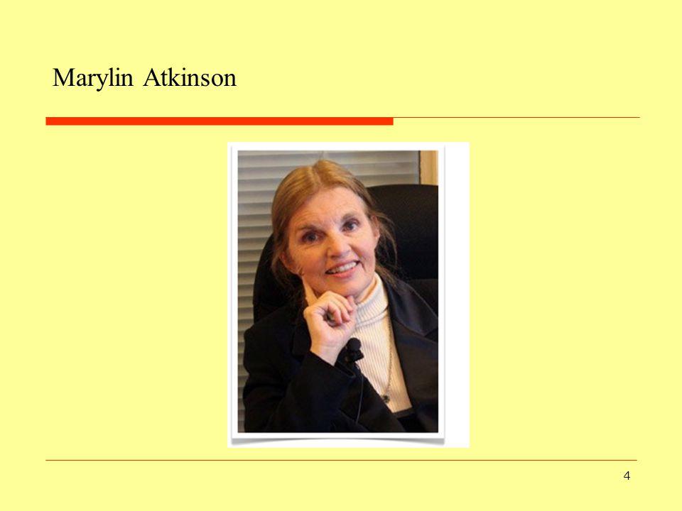 Marylin Atkinson