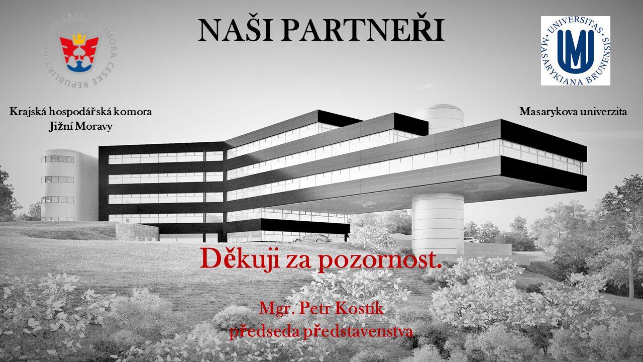 Krajská hospodářská komora Jižní Moravy předseda představenstva