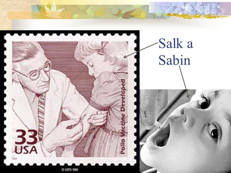 Salk a Sabin