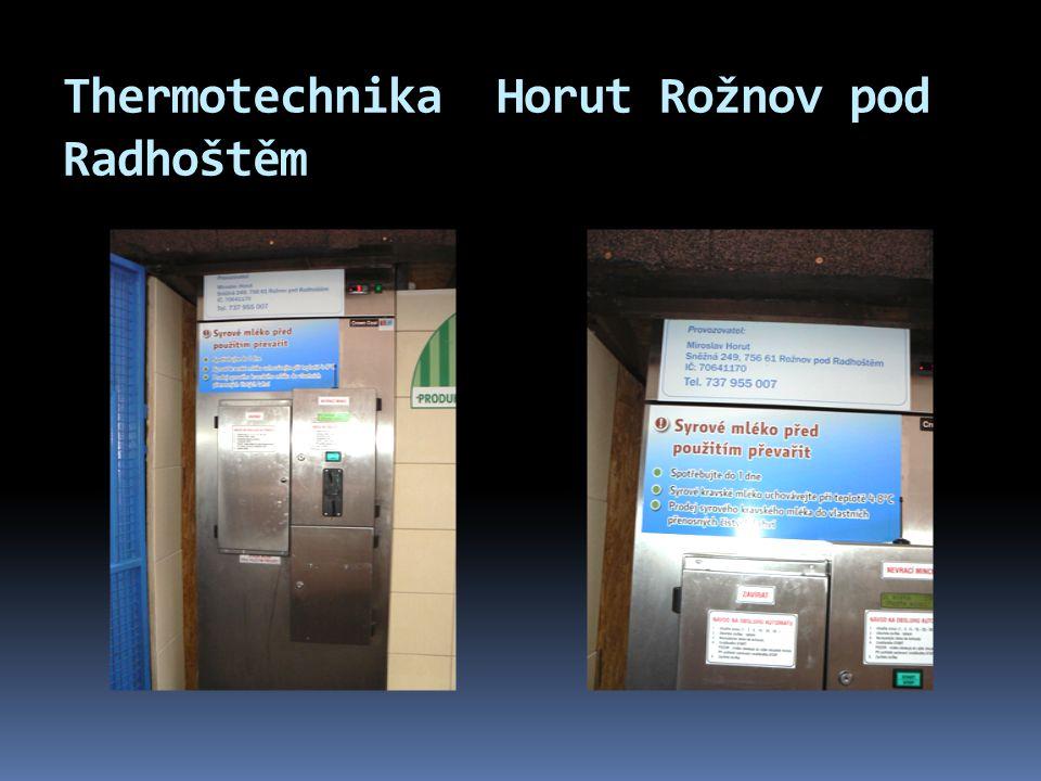 Thermotechnika Horut Rožnov pod Radhoštěm