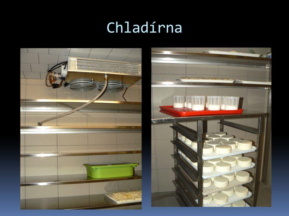 Chladírna