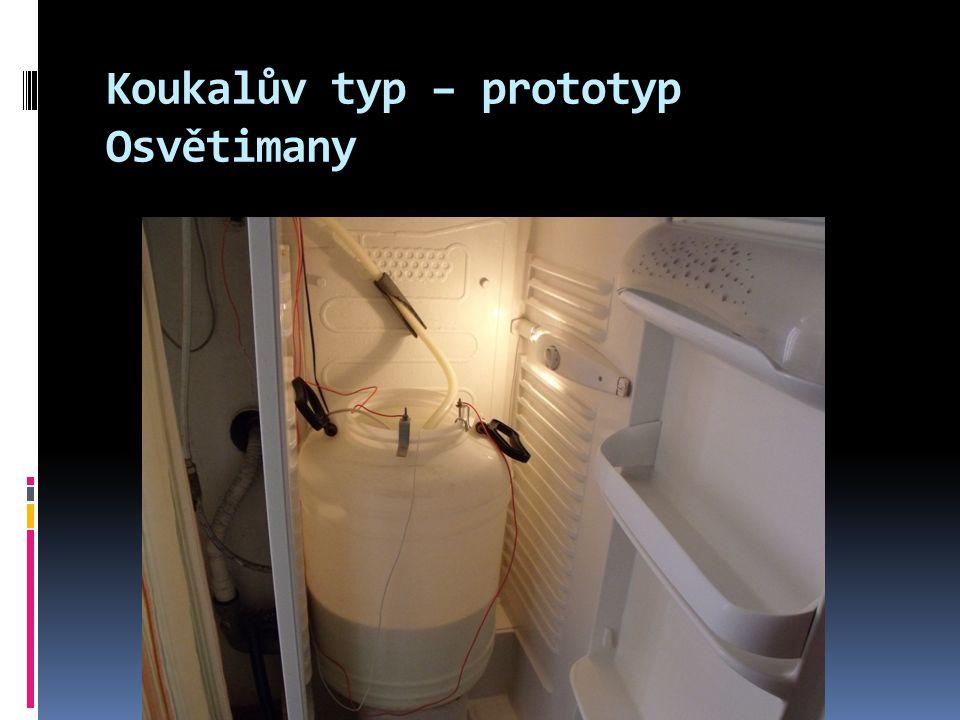 Koukalův typ – prototyp Osvětimany